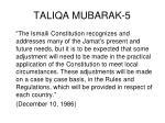 taliqa mubarak 5
