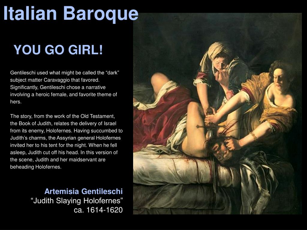 Ppt Baroque Powerpoint Presentation Free Download Id