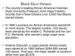 black slave owners34