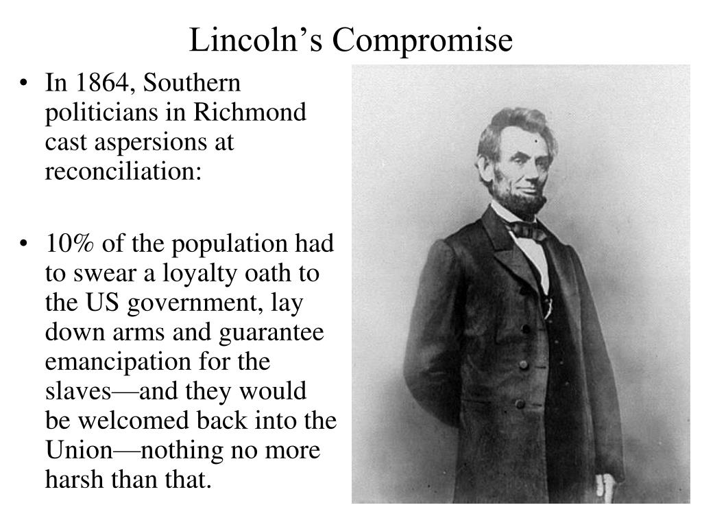 Lincoln's Compromise