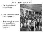 slave labor upper south