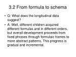 3 2 from formula to schema7