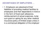 advantages of employers