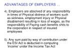 advantages of employers10