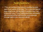 justification16
