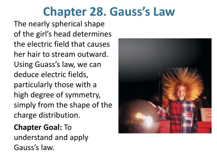 chapter 28 gauss s law n.