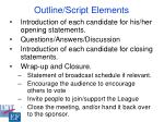 outline script elements31