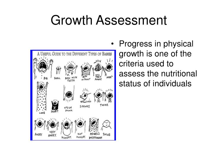 Growth Assessment