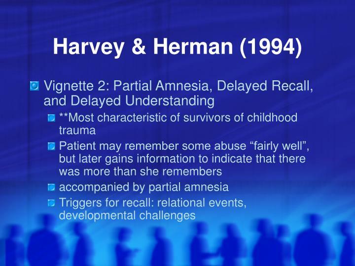 Harvey herman 19941
