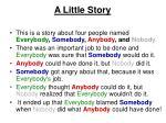 a little story