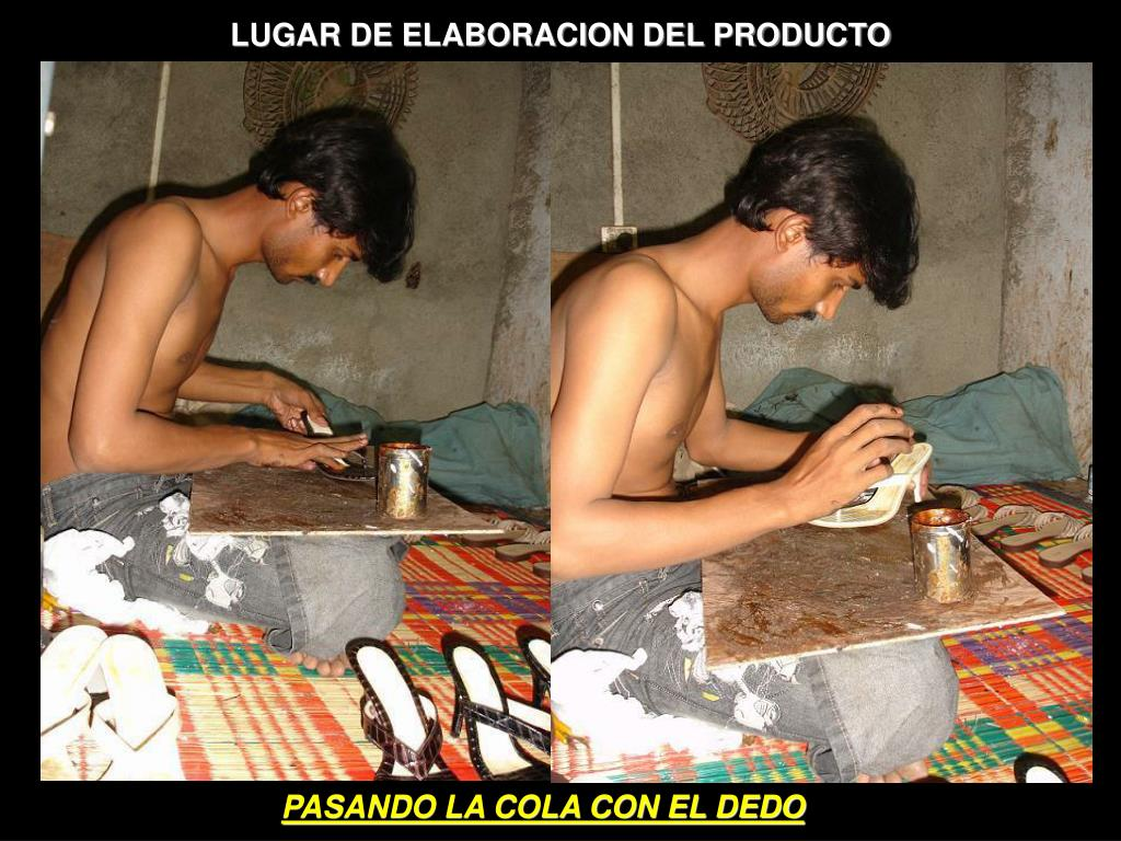 LUGAR DE ELABORACION DEL PRODUCTO