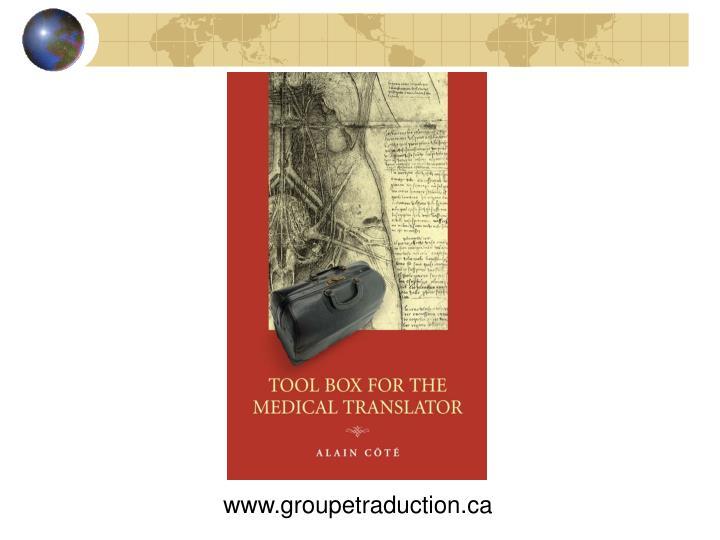 www.groupetraduction.ca