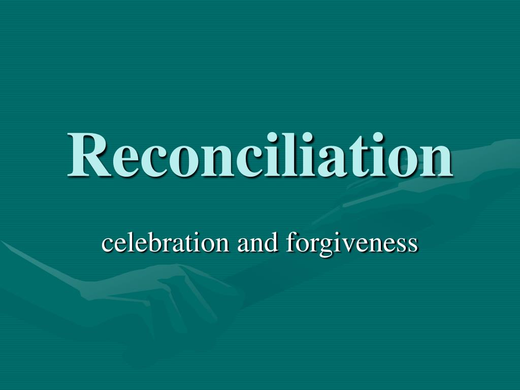 reconciliation l.