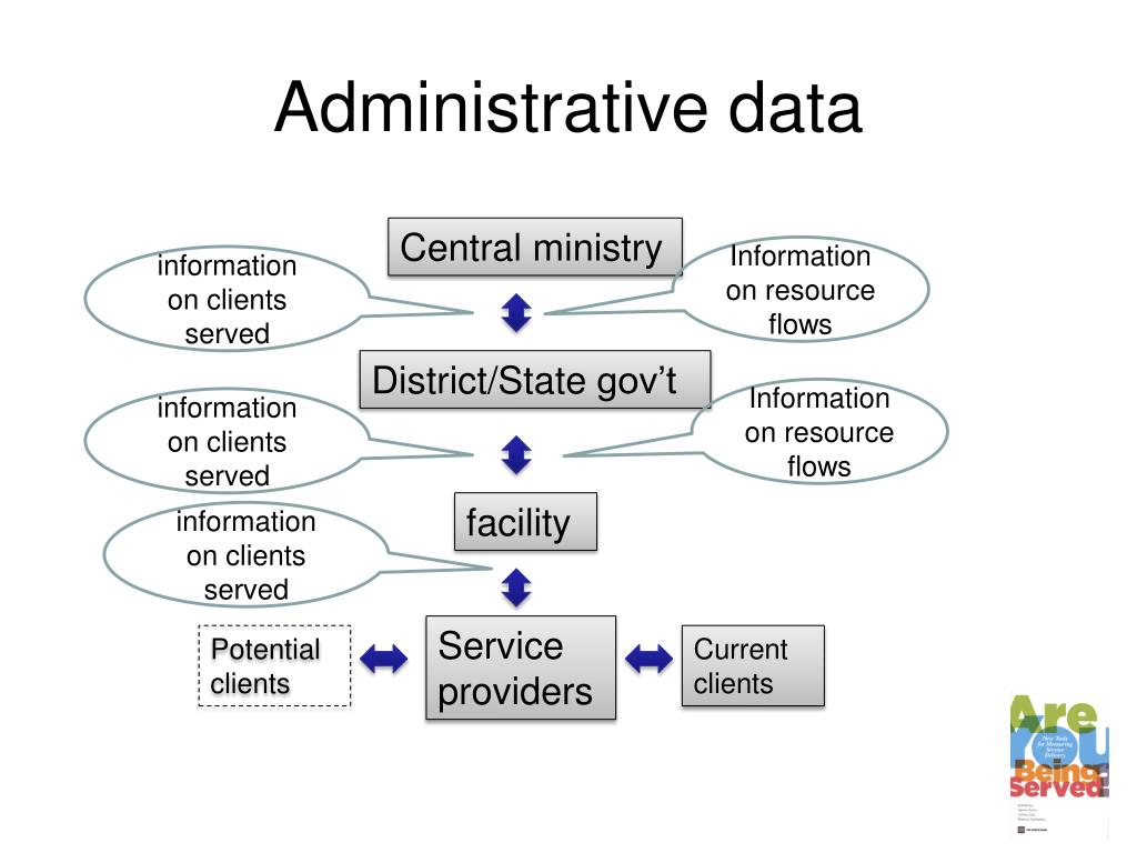 Administrative data