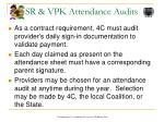 sr vpk attendance audits