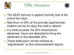 vpk absences1