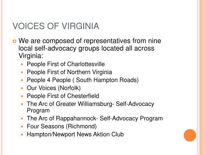 Voices of virginia2