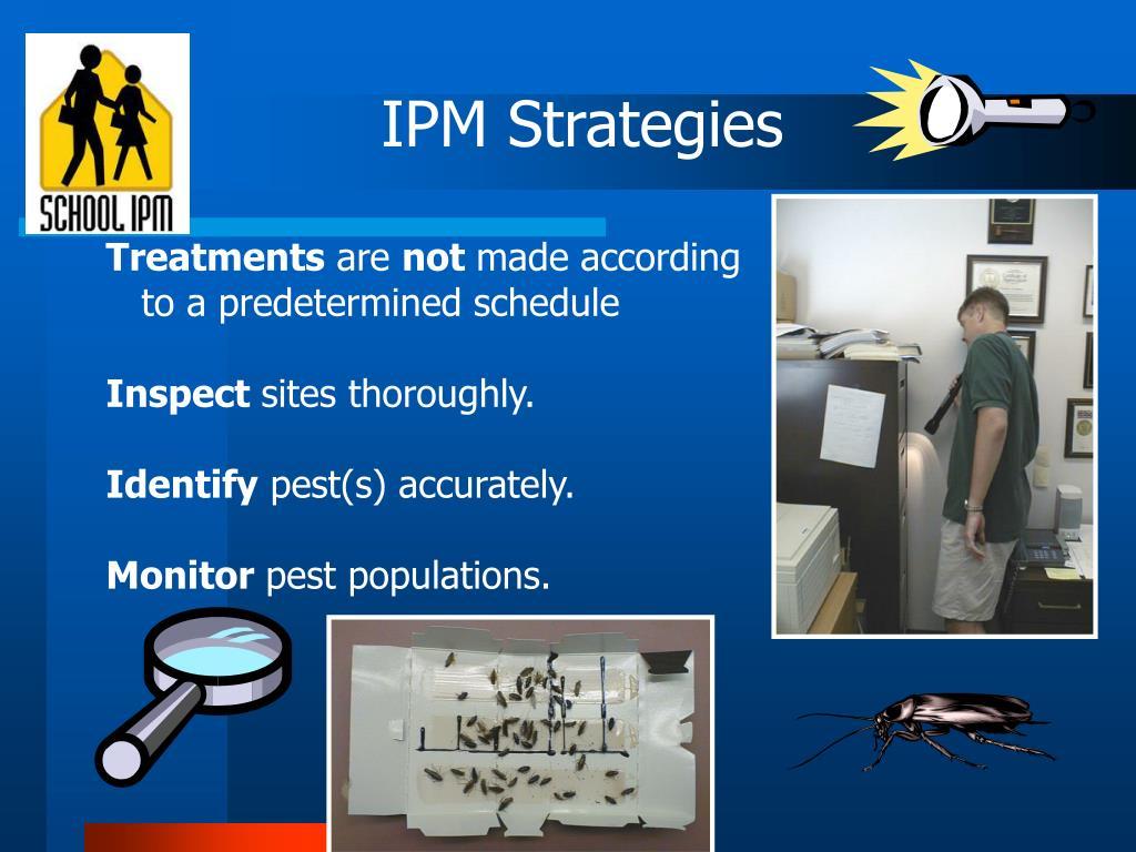 IPM Strategies