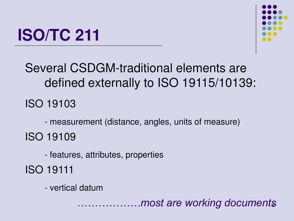 ISO/TC 211