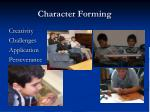 character forming12