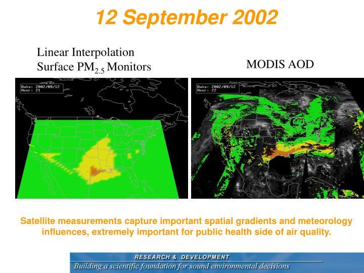 12 September 2002