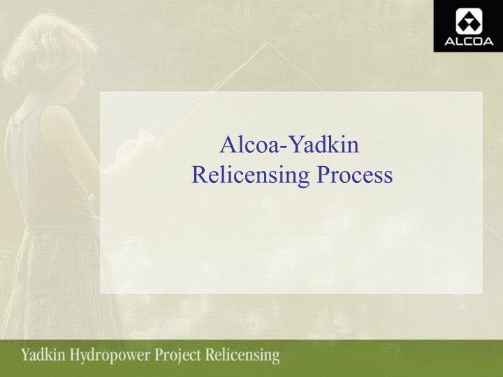 Alcoa-Yadkin