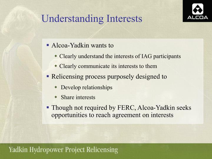 Understanding Interests