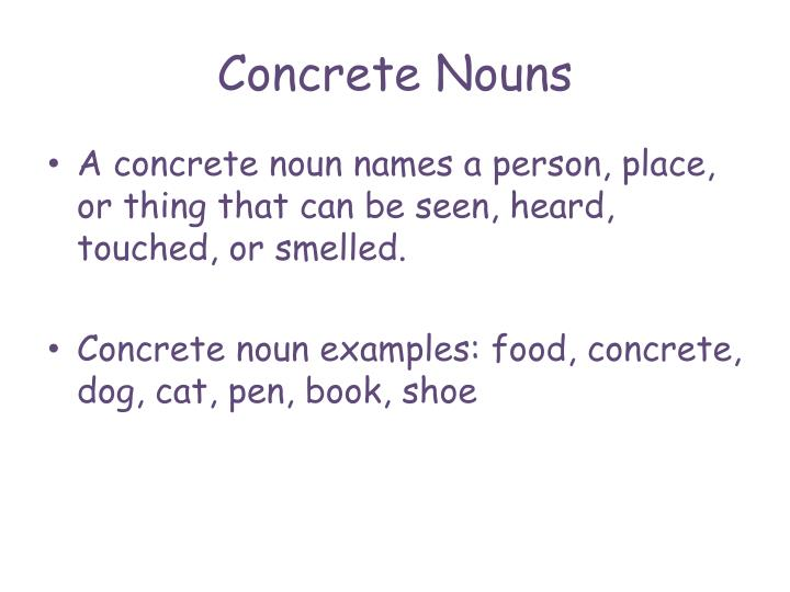 Ppt Noun Notes Powerpoint Presentation Id1389114