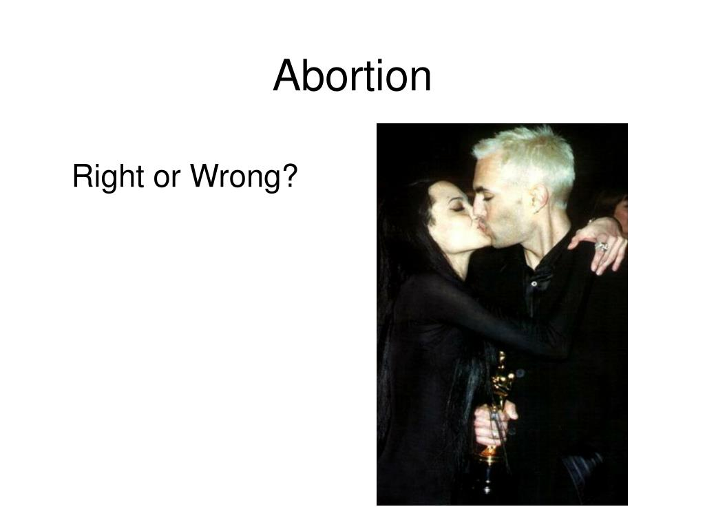 abortion right and wrong by rachel Project rachel provides resources to educate community members in their outreach to men and women who have been affected by abortion.