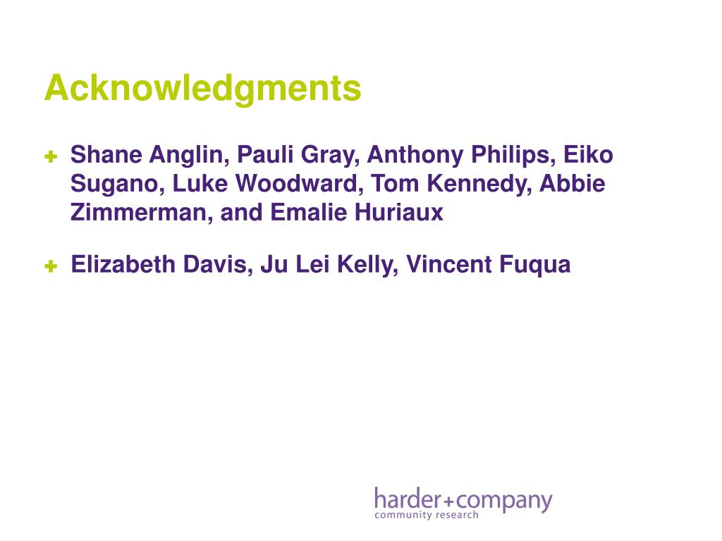 Acknowledgments