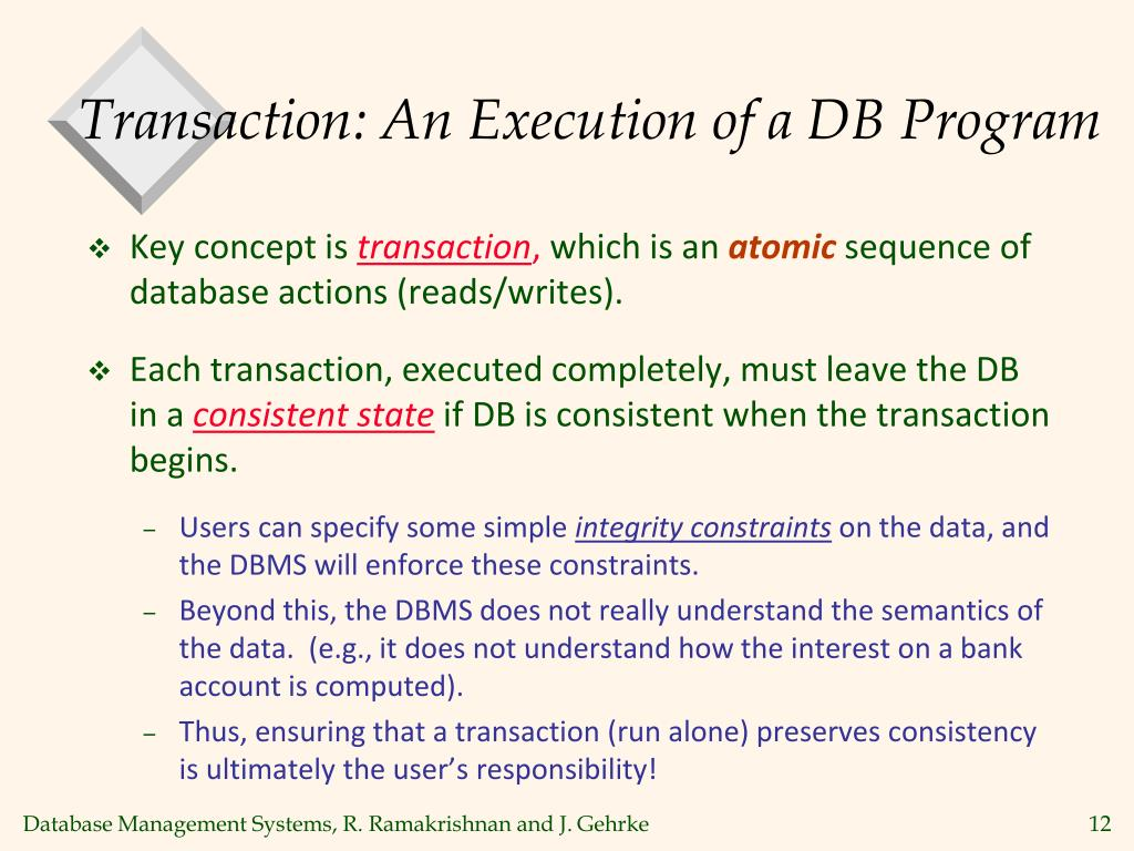 PPT - Chapter 1 Introduction to Database Systems PowerPoint