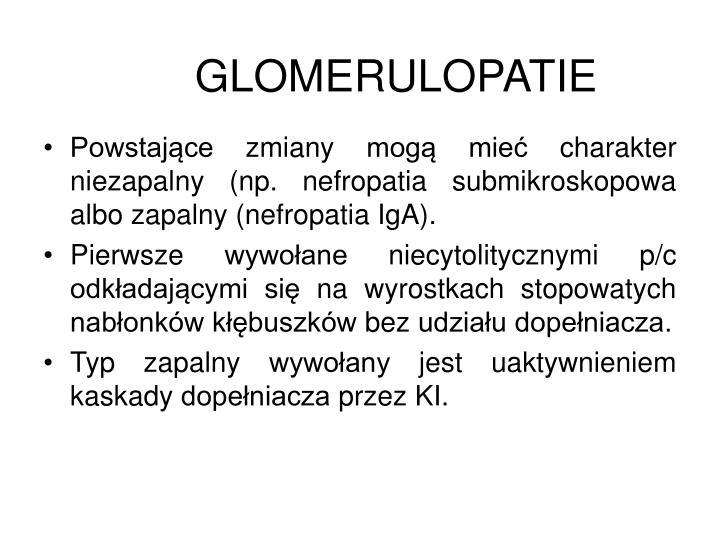 Glomerulopatie2