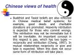 chinese views of health25