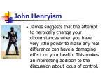 john henryism82