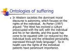 ontologies of suffering16