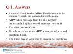 q 1 answers