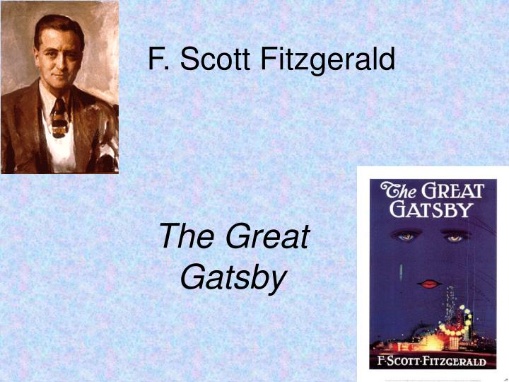alcoholism in fitzgerald the great gatsby The great gatsby study guide from litcharts the fitzgeralds began to spiral into alcoholism and mental illness fitzgerald died of a heart attack on december.