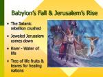 babylon s fall jerusalem s rise