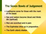 the seven bowls of judgement