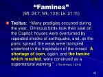 famines mt 24 7 mk 13 8 lk 21 1131