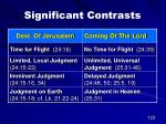 significant contrasts95