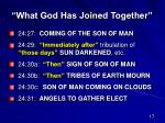 what god has joined together17