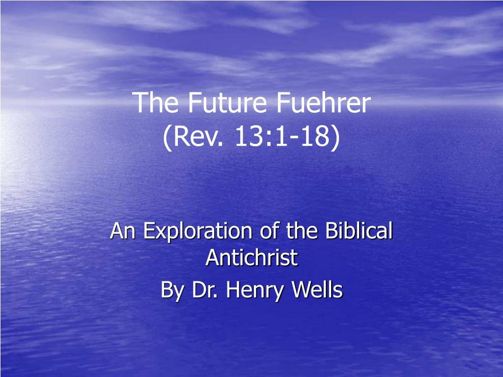 the future fuehrer rev 13 1 18 l.