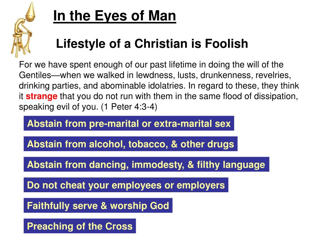 In the Eyes of Man