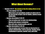 what about romans21