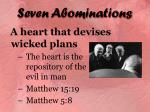 seven abominations12