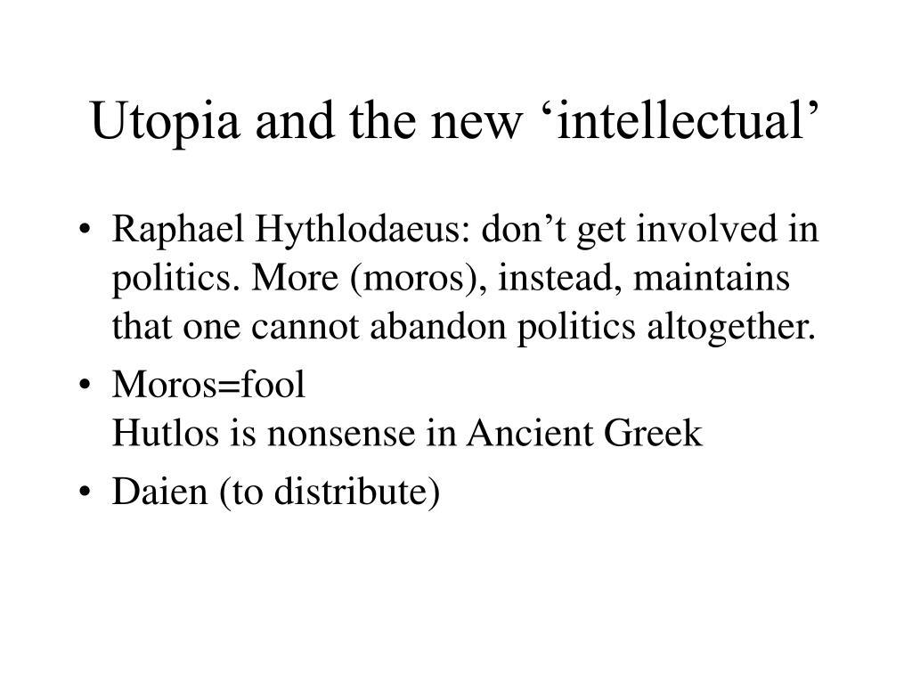 Hythlodaeus Greek