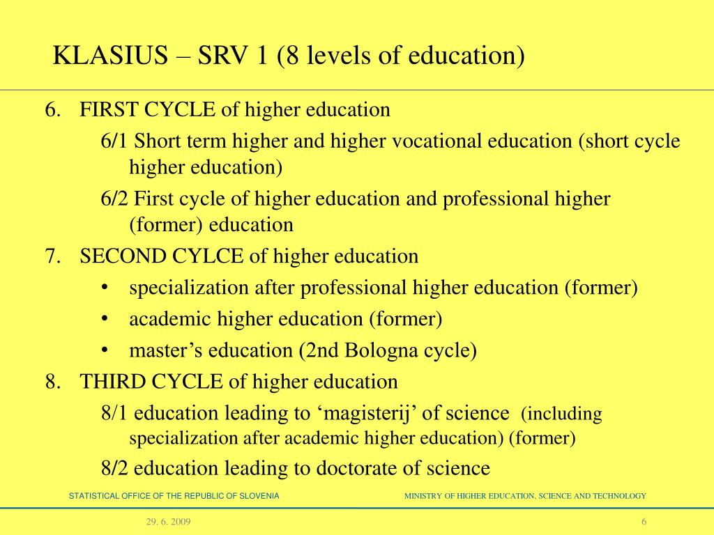KLASIUS – SRV 1