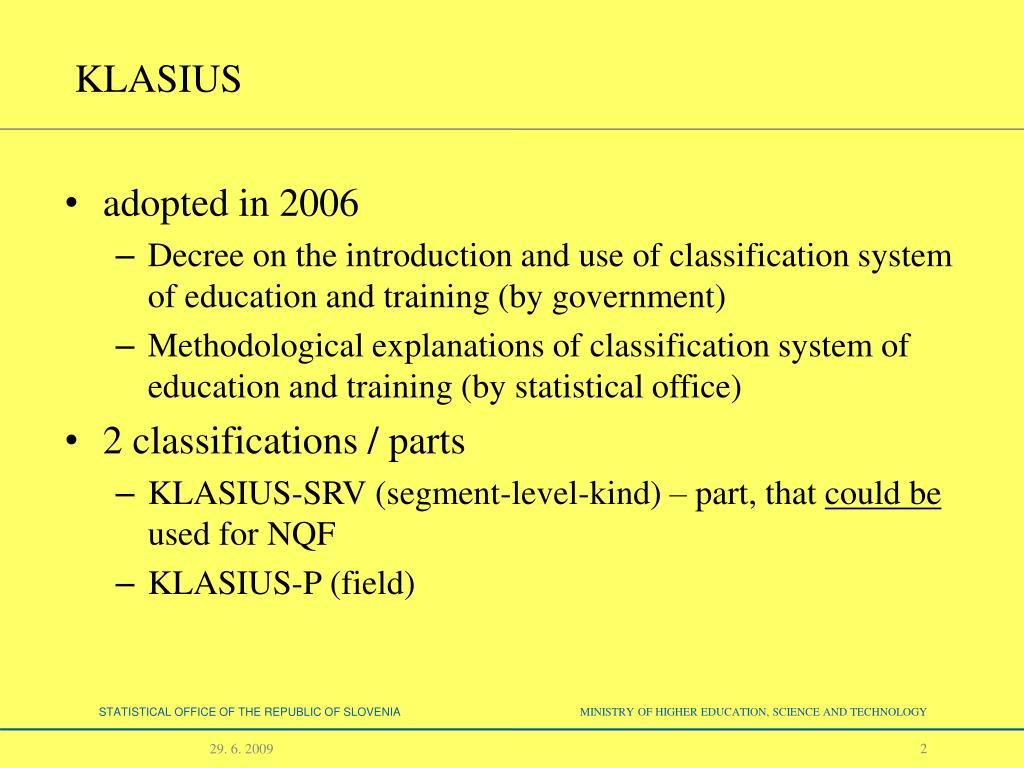 KLASIUS