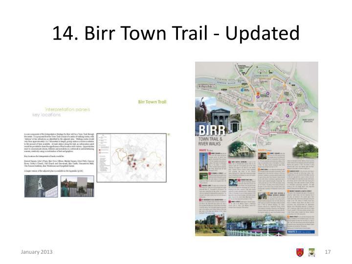 14. Birr Town Trail - Updated